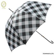 Very Umbrella 大判ギンガムチェック